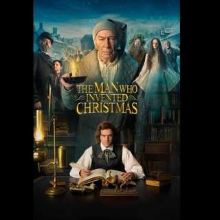 [Rent-A-Movie] THE MAN WHO INVENTED CHRISTMAS (2017)