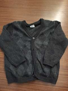 H&M boy cardigan