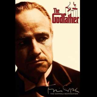 [Rent-A-Movie] THE GODFATHER PART 1 (1972)