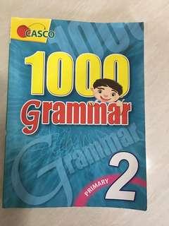 1000 Grammar primary 2