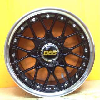 SPORT RIM 17inch BBS DESIGNS WHEELS