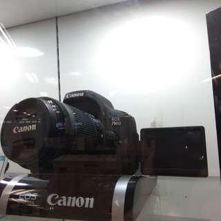 Canon 750D Promo Cicilan tanpa bunga! bunga 0% TANPA KARTU KREDIT