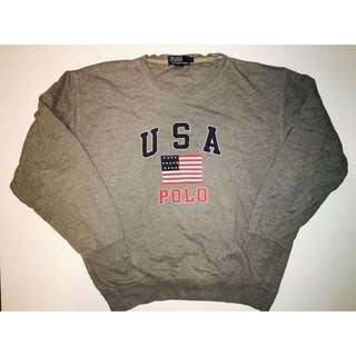 Vintage Ralph Lauren USA Polo Sweatshirt