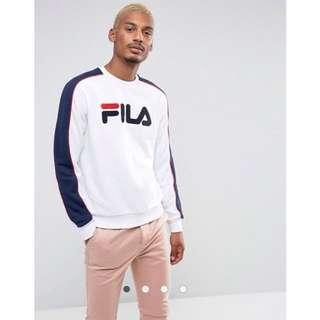 Fila Retro Sweatshirt