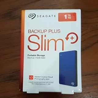 1TB Hard drive NEW