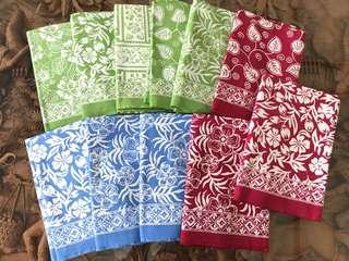(ONLY S$20) Stamp Batik / Batik Cap