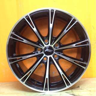 SPORT RIM 17inch ABT DESIGNS WHEELS