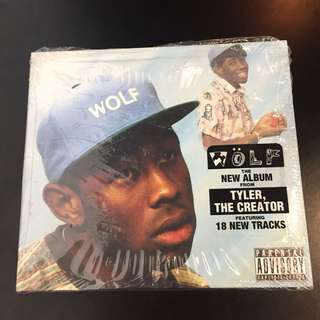 WOLF by Tyler the Creator