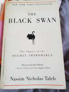 The Black Swan Nassim Taleb