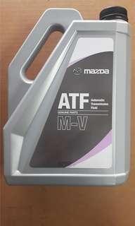 Mazda Automatic Transmission Fluid