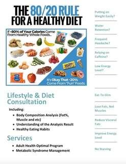 Nutrition Consultation Service