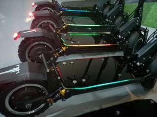 "Titan EOS / Ultron Ultra 11"" Dual Motors"