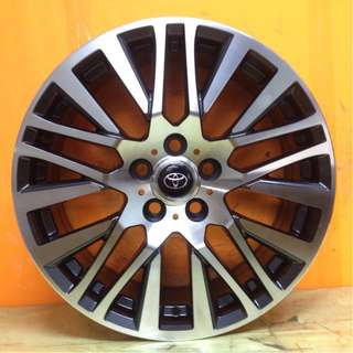SPORT RIM 18inch TOYOTA DESIGNS WHEELS