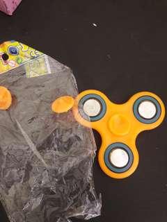 New Spinner Kuning Import