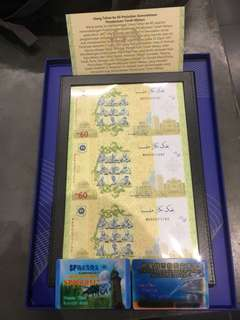 Malaysia RM60 uncut