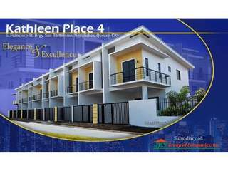 Kathleen place4 located at quezon city