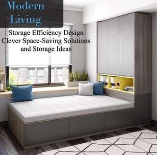 Designer Concept - Best Storage Efficiency concept 3 size