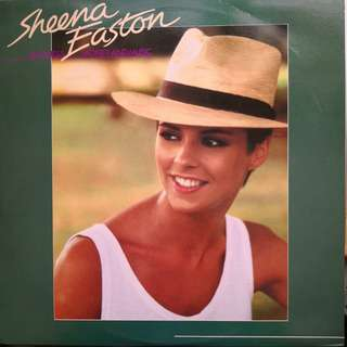 Sheena Easton vinyl LP Record