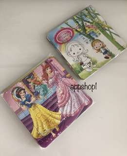 Princess/ Cinderella puzzle - goodies bag, door gift, goody bag packages