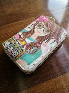 Brand new Young girl wallet
