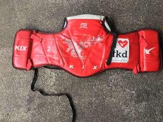 KIX Taekwondo Armor