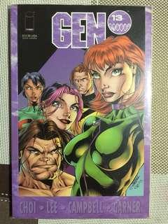 Gen 13 TPB vol. 1 (Origins)