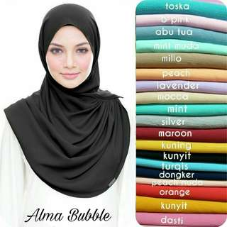 Muslimah Apparels DS/RS
