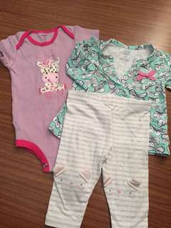 Carters apparel