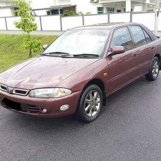 Proton Wira 1.5(Auto) 1997