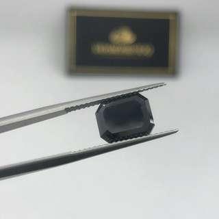 🔥罕有黑彩鑽💎附GIA證書🎖盡顯個性品味🎯3.82ct Fancy black Diamond with GIA cert💎 Cool😆 🎯卡裝💎🎈特價熱賣中