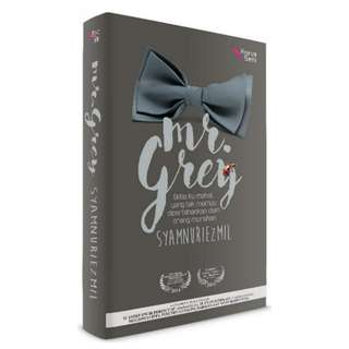 NOVEL MR. GREY