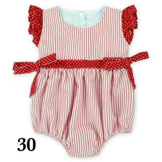 *FREE DELIVERY to WM only / Ready stock*2/2 Kids 0-24mth romper each as shown design/color.  Free delivery is applied for this item.
