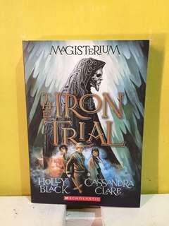 Magisterium book 1 : The Iron Trial