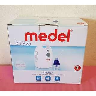 Medel Family Nebulizer - New