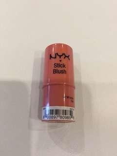 NYX Stick Blush (Hibiscus)