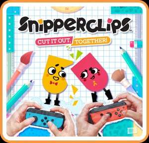 Wts Snipperclip for Nintendo switch