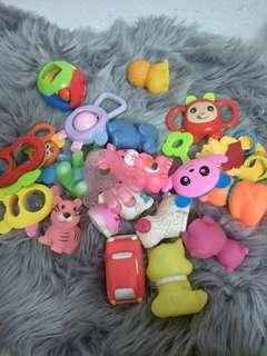Baby Toys Combo 20pcs