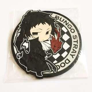 Akutagawa Animate Cafe Rubber Coaster