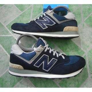 NEW BALANCE ML574VN Preloved Shoes- For Men (Cebu City)