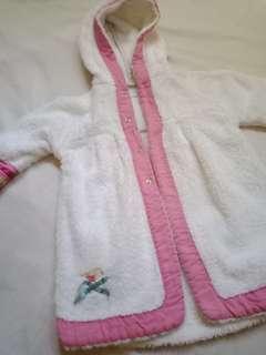 Jacadi Paris bath robe