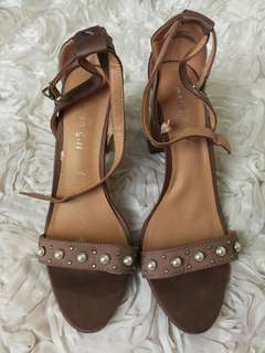 Madden girl old rose sandals