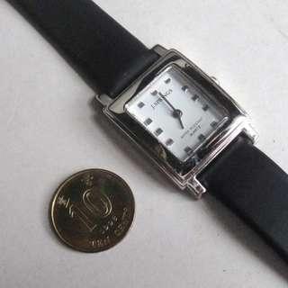 全新-J.SPRINGS LADIES QUARTZ 日本・典雅型行針・皮帶石英錶