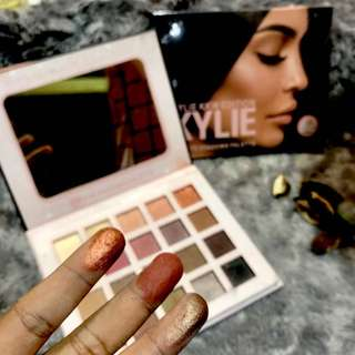KYLIE KKW EDITION