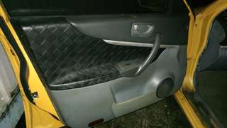 Door trim waja campro