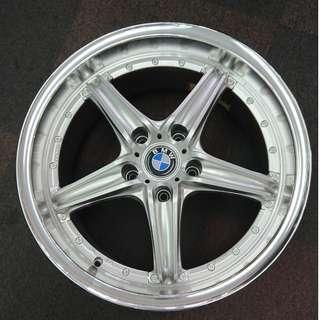 "18"" BMW rims"