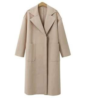 Beige Winter Coat NEW