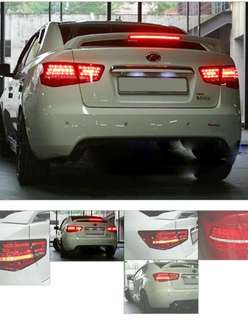 Kia cerato forte 2009 LED tail light