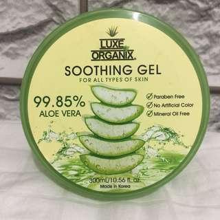 Soothing Aloe Vera Gel 🍃