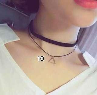 CHOCHER Necklace!!💖