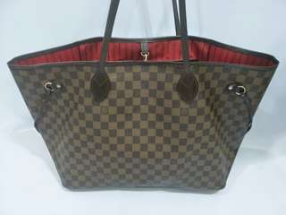 Authentic LV Neverfull GM